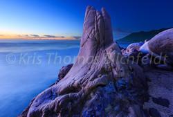 Ocean sculptures