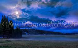 Blichfeldt translation-field of light