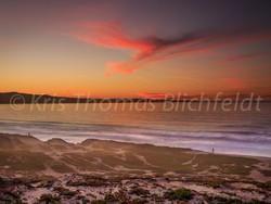 Sunsets, phoenix rises