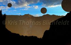 Mountain Silhouette_