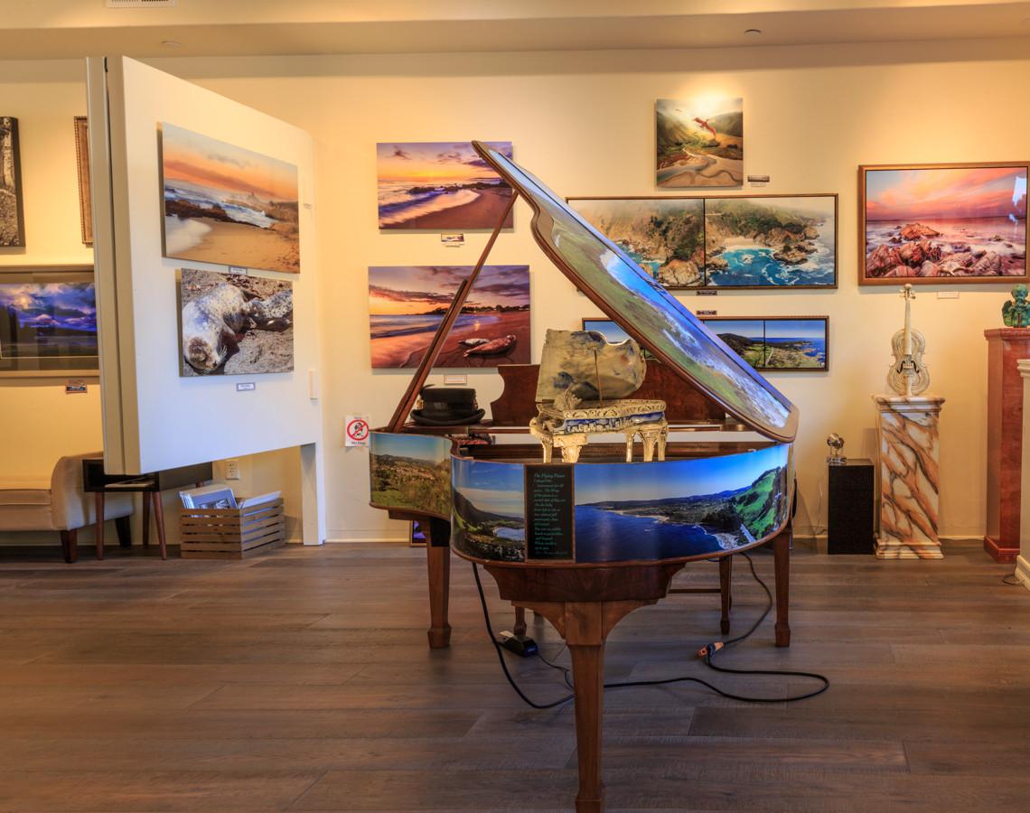 Blichfeldt gallery interior