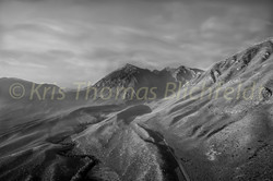 Eastern slopes
