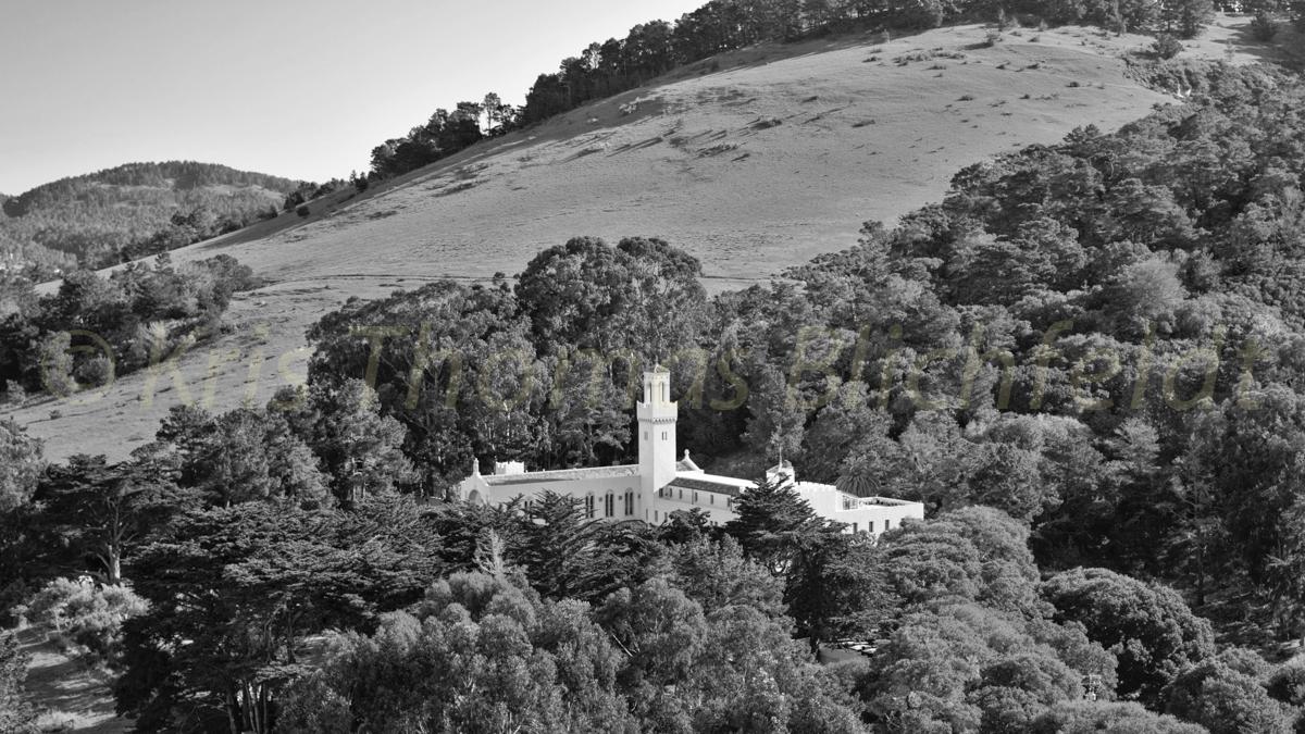 The monastery_