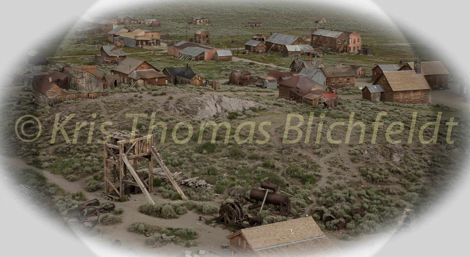 Bodie Town