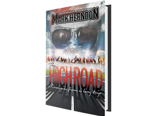 The High Road - Paperback - AUTOGRAPHED