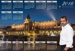 Календари на 2016 год
