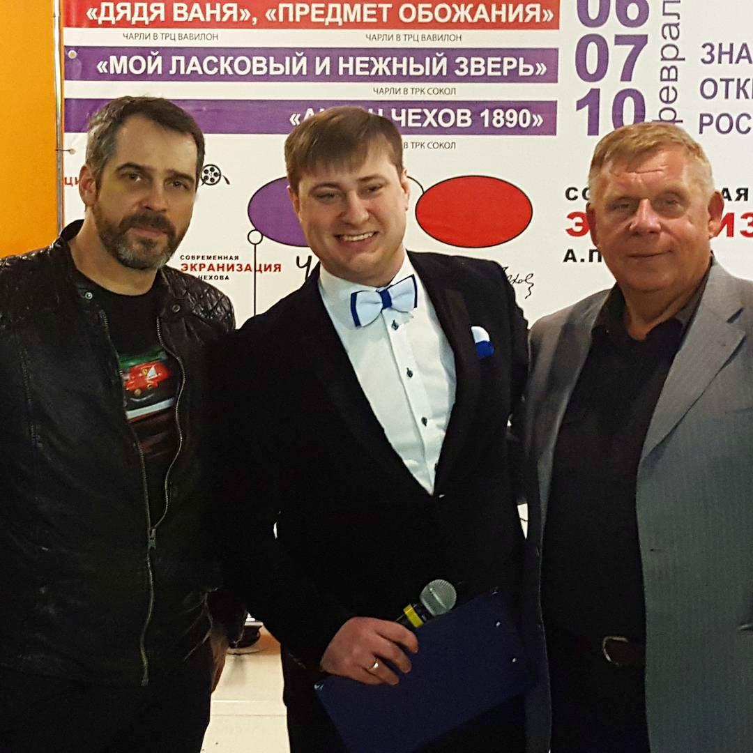 Алексей Гнедин