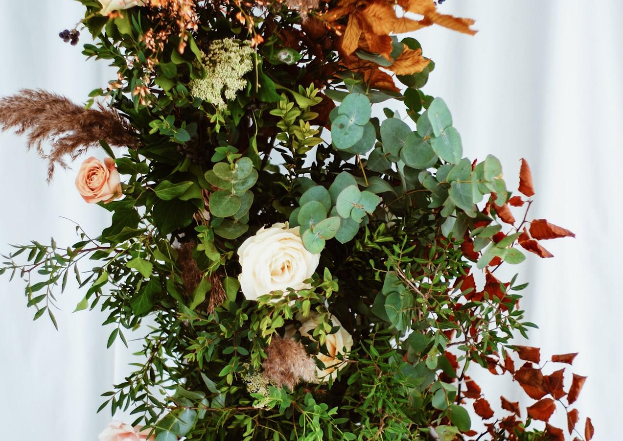 Wedding Floral Decor by My Big Day