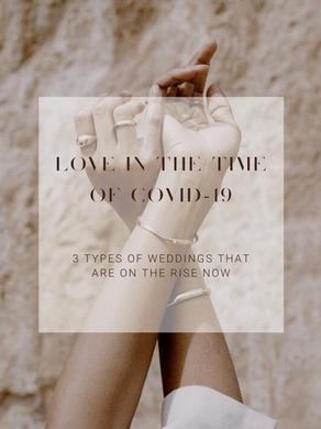 COVID-19 WEDDINGS