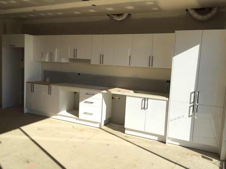 3 Units in Burwood - Kitchen Laundry Bathroom