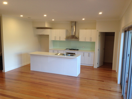 Brand New Town Houses in Box Hill