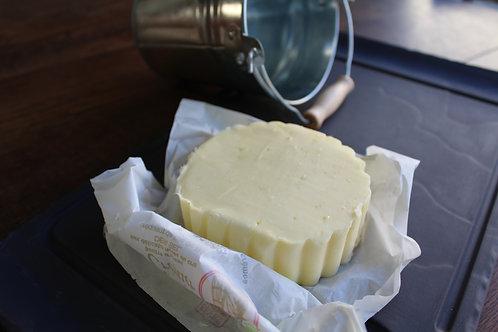 Beurre baratte cru sel croquant