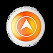 3d-glossy-orange-orb-icon-media-a-media3