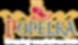 Popelka Logo web bílé.png
