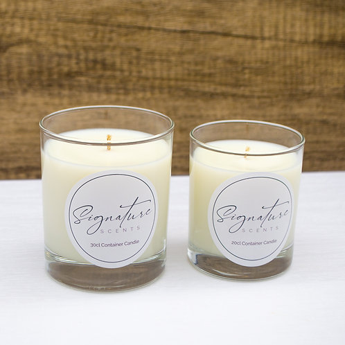 Lilly of The Valley Soy Wax Candle