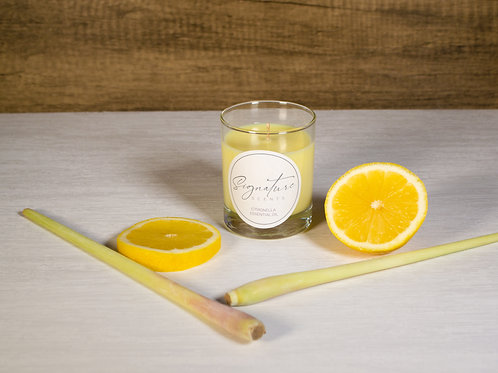 Citronella Essential Oil Soy Wax Candle 20CL