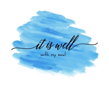 """It is Well with My Soul"" by Greyson Clifton"