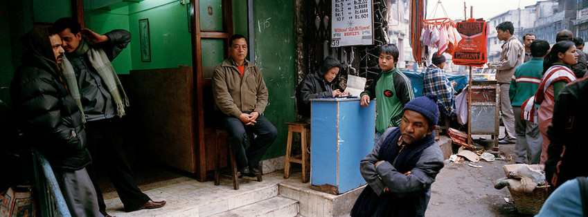 Fu Xing Sun, Shillong
