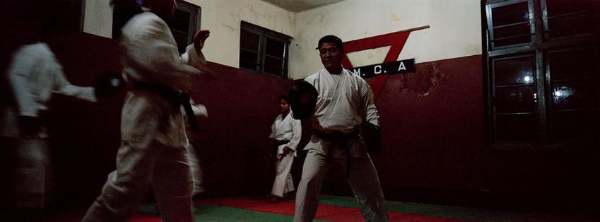 Stephan Leong, Shillong