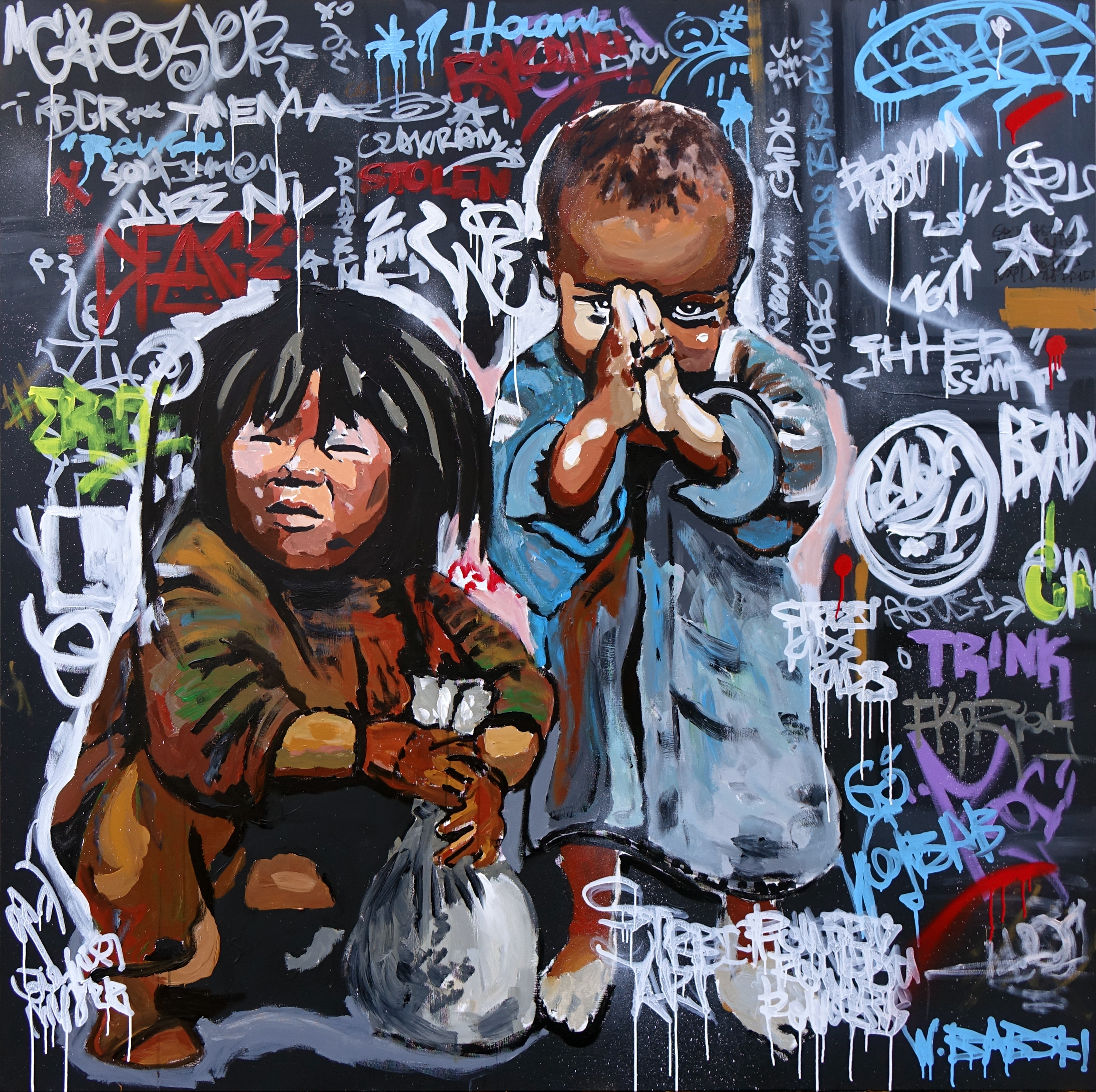KIDS - Street Art 4