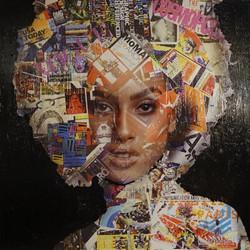 Pop Art Face 2