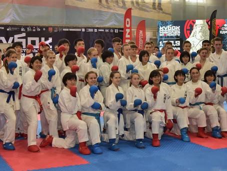 Открытие X фестиваля спортивных единоборств «Кубок равноапостольного Николая Японского»