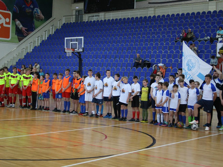 IX-й футбольный турнир «Кубок Победы» в Пушкинском благочинии