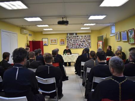 Братское совещания духовенства в Никольском храме г. Пушкино