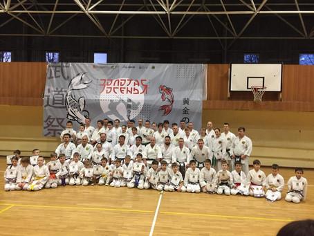Делегация  японских спортсменов в г. Пушкино