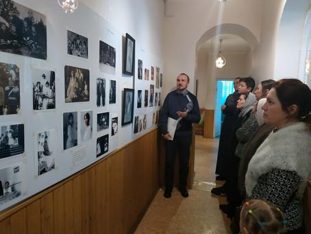 Фотовыставка в Покровском храме п. Черкизово