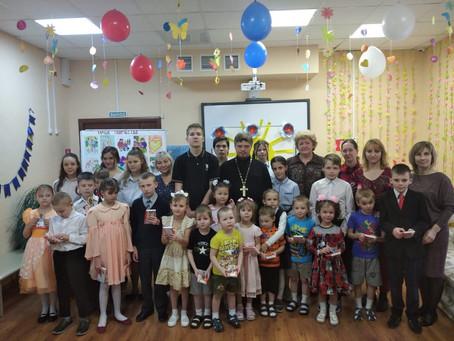 Акция «Согреем детские сердца» в Пушкинском благочинии