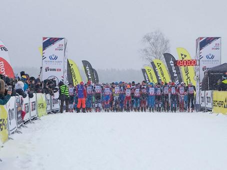 """Лыжный марафон """"Лыжня в Лавру 2020"""""""