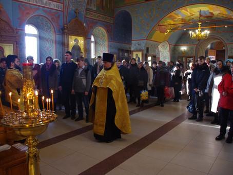 Открытие Рождественских чтений в Пушкинском благочинии