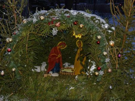 Рождество Христово. Фотоотчет