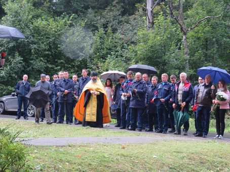 Акция в честь памяти лётчика Сергея Ерёменко