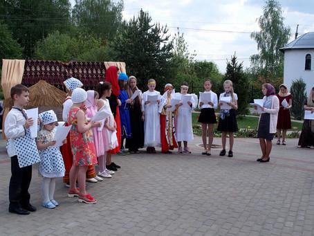 Празднование Дня святых жен-мироносиц на приходах Пушкинского благочиния
