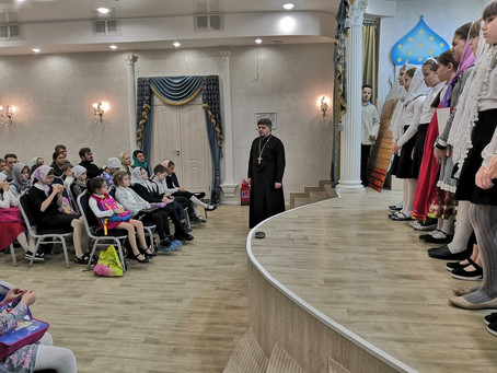 Празднование Казанской иконы Божией Матери и Дня народного единства