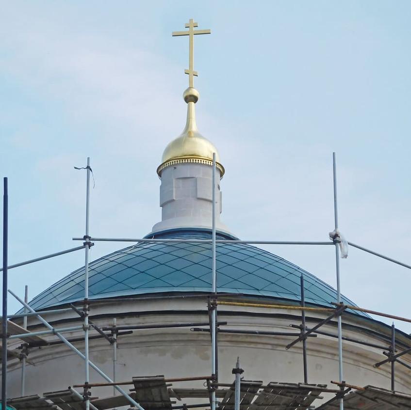 купол окрыт