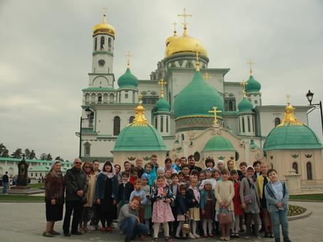 День славянской письменности и культуры в Пушкинском благочинии