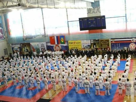 Закрытие фестиваля спортивных единоборств и боевых искусств «Кубок равноапостольного Николая Японско