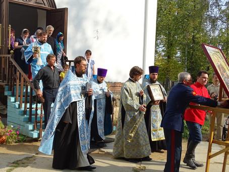 460-летие со дня основания села Тарасовка Пушкинского района.