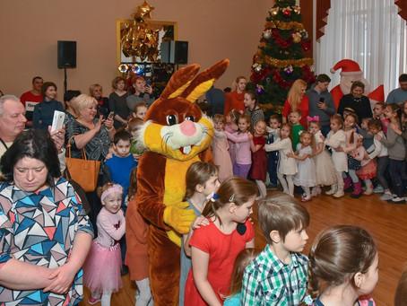 Благочинническая Рождественская елка в ДК г. Пушкино. Фотоотчет