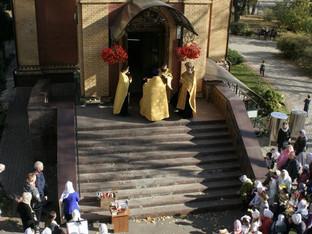 Начало учебного года в Воскресной школе