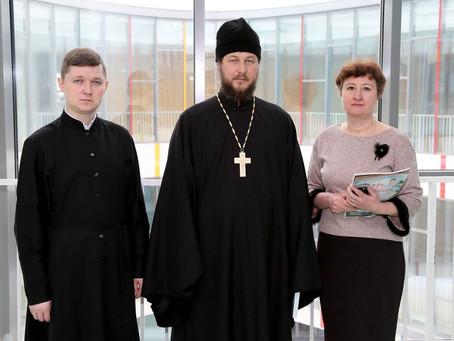 День Православной книги в мкр. Мамонтовка