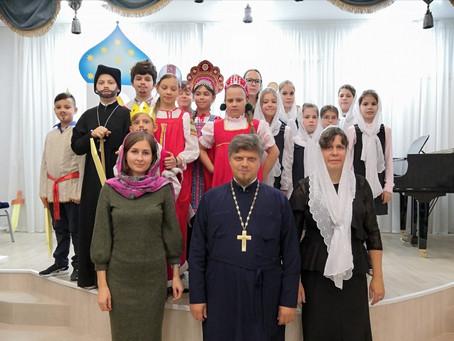 Празднование Казанской иконы Божией Матери и дня Народного единства в Пушкинском благочинии.