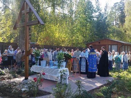 Престольный праздник Рождества Пресвятой Богородицы в деревне Костино