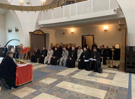Братское совещание духовенства Пушкинского благочиния