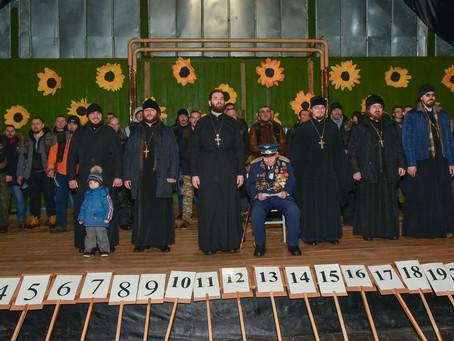 XVI зимняя спартакиада воскресных школ Пушкинского и Ивантеевского благочиний