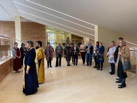 Торжественное открытие нового здания Московского областного колледжа имени С.С. Прокофьева