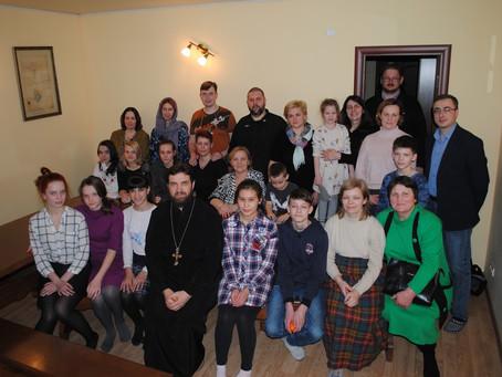 Образовательные лекции в Иоанно-Богословском храме с. Могильцы